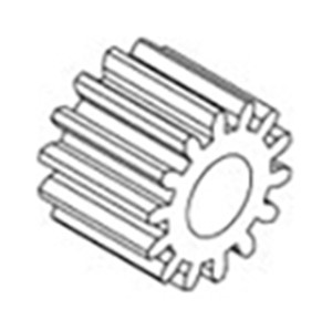 POWERNAIL 08-100000-60 MODEL 100 POWERJACK REPLACEMENT GEAR